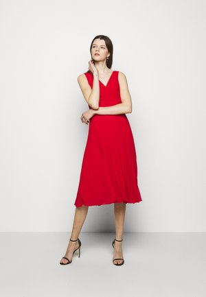 MID WEIGHT DRESS COMBO - Day dress - orient red
