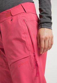 PYUA - Trousers - grapefruit pink - 3