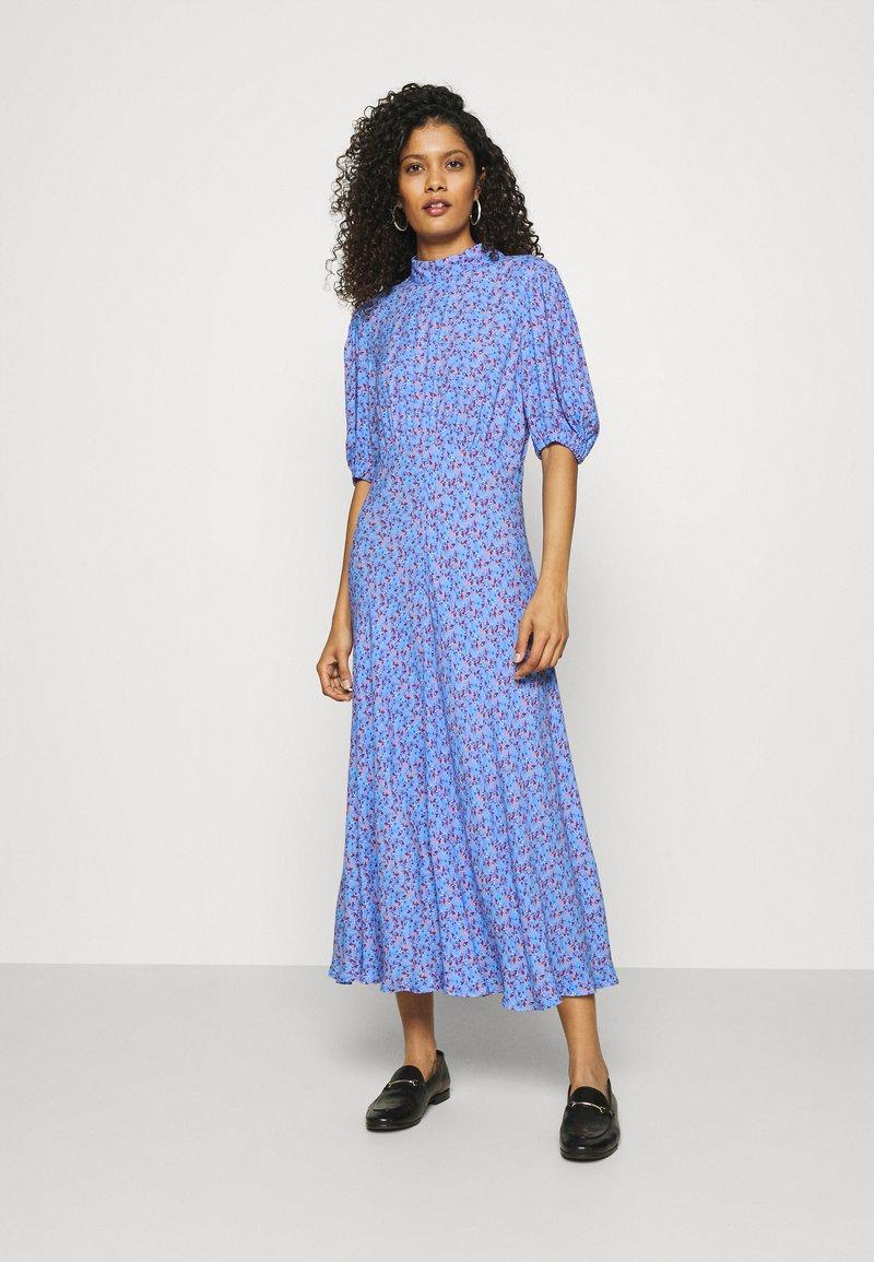 Ghost - LUELLA DRESS - Korte jurk - light blue