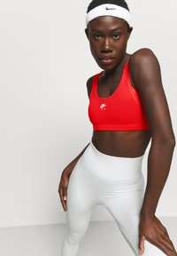 Nike Performance - INDY BRA - Sports bra - chile red/white - 4
