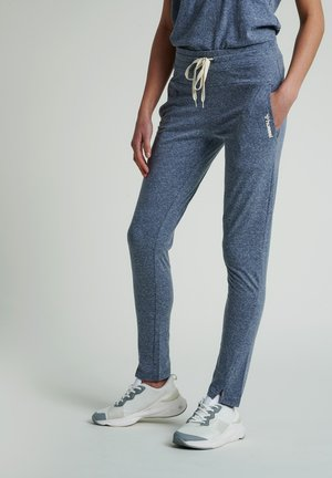 Tracksuit bottoms - blue nights melange