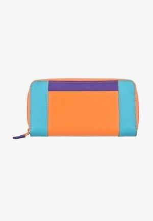 ZIP AROUND - Wallet - orange