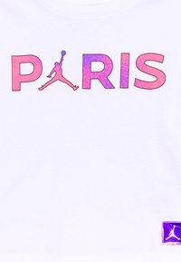 Jordan - PSG BOXY TEE - Artykuły klubowe - white - 2