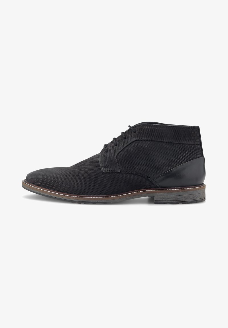 Coolway Freestyle - Casual lace-ups - schwarz