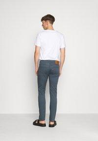 Levi's® - 511™ SLIM FIT - Jeans Slim Fit - dark slate - 2