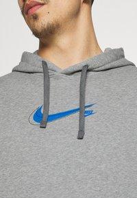 Nike Sportswear - COURT HOODIE - Sweatshirt - grey heather - 4