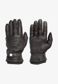 Pearlwood - FREDDIE - Gloves - brown - 0