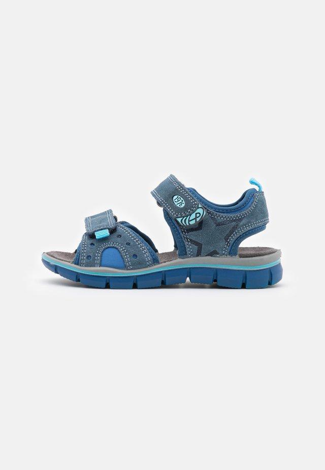 Sandály - azzurro