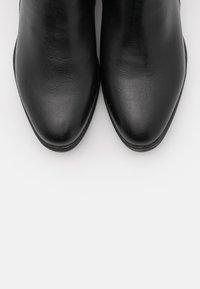 Marco Tozzi - Kotníková obuv - black - 5
