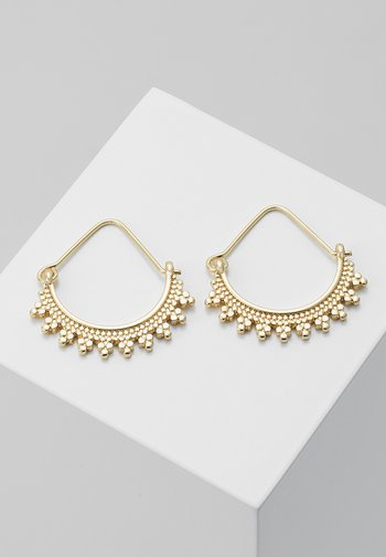 EARRINGS KIKU - Earrings - gold-coloured