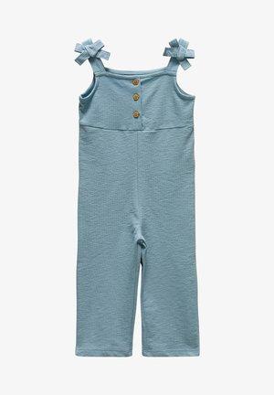 WITH STRAPS - Jumpsuit - blue