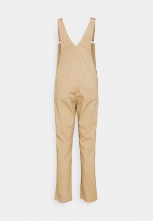 BIB  - Dungarees - dusty brown