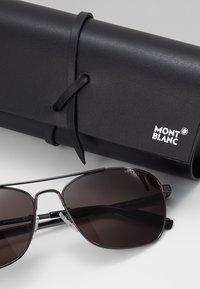 Mont Blanc - Sluneční brýle - ruthenium grey - 2
