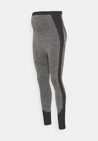 LOVE2WAIT - SEAMLESS - Leggings - Trousers - grey - 0
