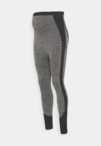 SEAMLESS - Leggingsit - grey