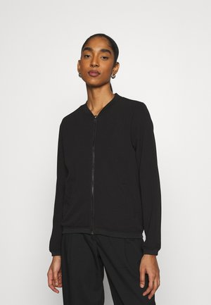 ONLNOVA SOLID - Bomber Jacket - black