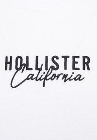 Hollister Co. - 3 PACK - Print T-shirt - white - 5