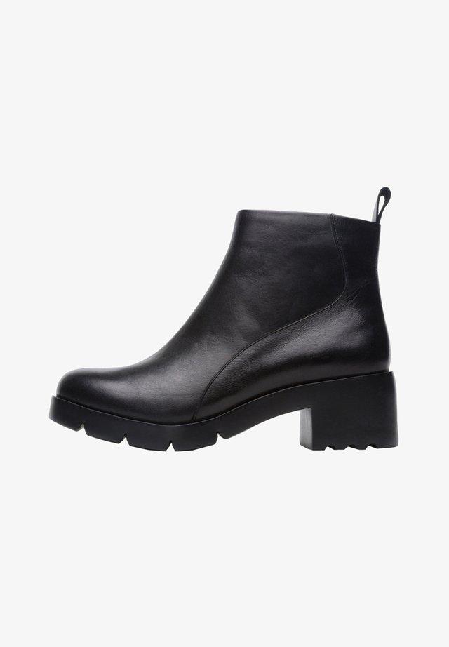 WANDA K400228-004 BOTTINES FEMME 41 - Platform ankle boots - schwarz