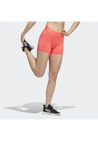 adidas Performance - ALPHASKIN SHORT TIGHTS - kurze Sporthose - pink - 3