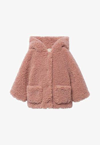 SUSI - Fleece jacket - pink