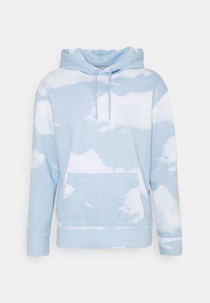 CLOUD WASH - Sweatshirt - light blue