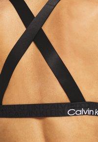 Calvin Klein Underwear - UNLINED BRALETTE - Biustonosz bustier - black - 3