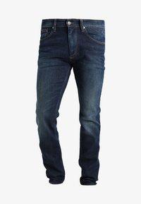 ORIGINAL STRAIGHT RYAN DACO - Straight leg jeans - dark