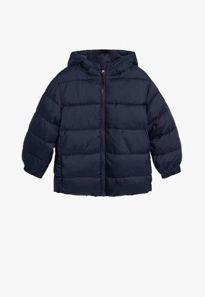 AMERICA - Winter jacket - bleu marine foncé