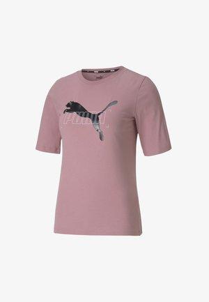 NU-TILITY - T-shirt imprimé - foxglove