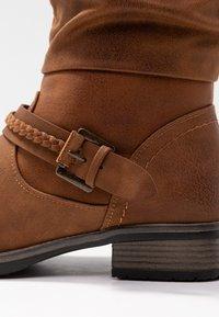 Rieker - Vysoká obuv - nuss - 2