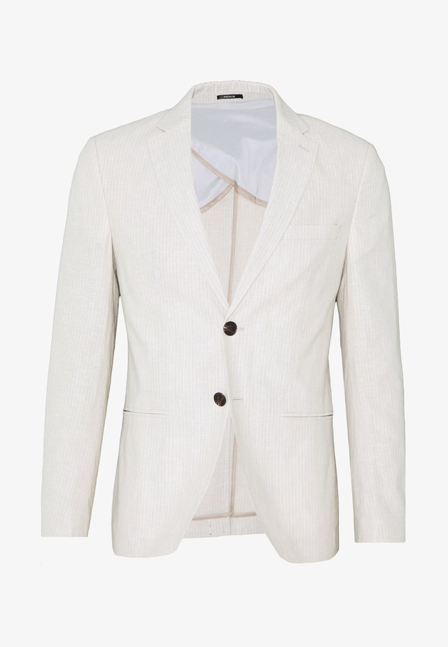Suit jacket - beige