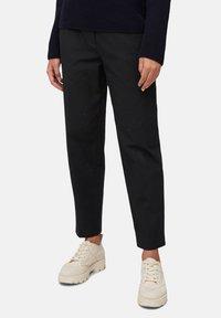Marc O'Polo - KALNI  - Trousers - dark atlantic - 6