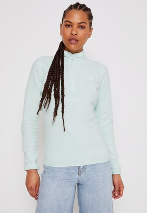 GLACIER ZIP MONTEREY - Fleece jumper - misty jade