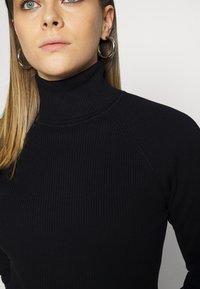 Gina Tricot - SIGRID - Jumper - black - 5