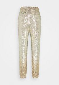 Pinko - ANNUNZIARE  - Trousers - gold - 0