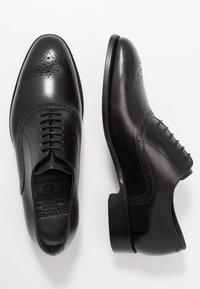 Barker - NEWCHURCH - Smart lace-ups - black - 1