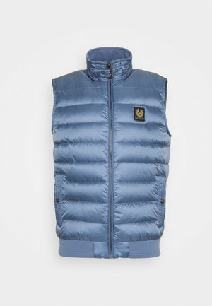 CIRCUIT GILET - Waistcoat - airforce blue