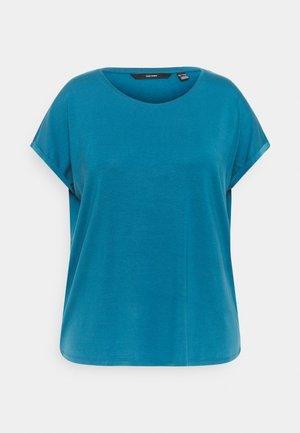 VMAVA PLAIN - Basic T-shirt - moroccan blue