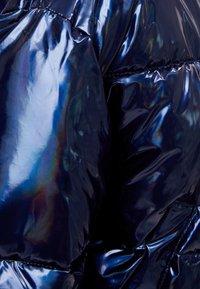 Bershka - Zimní bunda - dark blue - 5