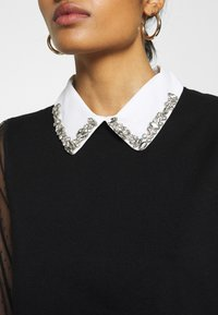 Morgan - T-shirt print - noir - 6