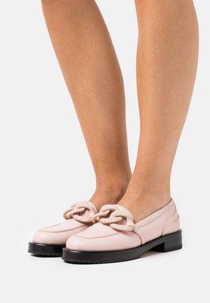 LOAFER - Nazouvací boty - nude