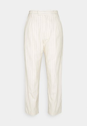 ALTA TROUSERS - Trousers - offwhite