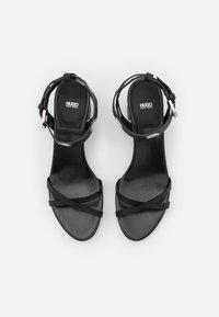 HUGO - KIMLEY - Sandals - black - 4