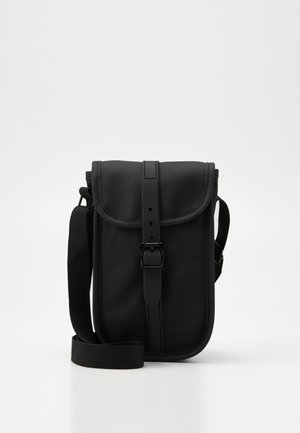 MANHATTAN SHOULDER BAG - Across body bag - black