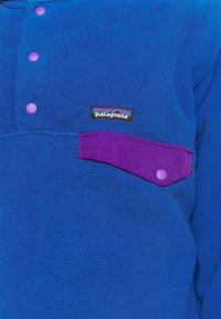 Patagonia - SYNCH SNAP - Sweat polaire - superior blue - 5