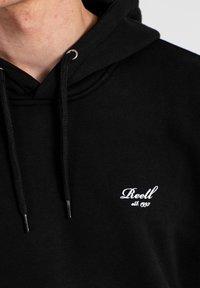 Reell - REGULAR LOGO - Hoodie - deep black - 3