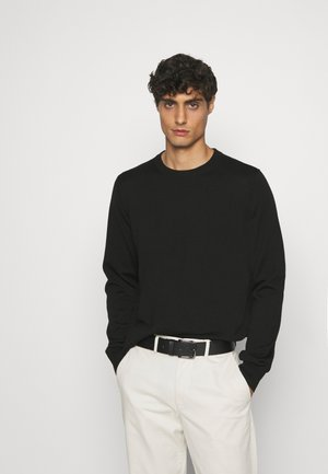 SWEATSHIRT - Jumper - black dark
