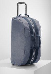 Kipling - DEVIN ON WHEELS - Wheeled suitcase - charcoal - 0