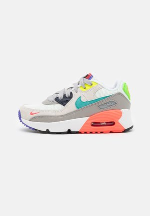 AIR MAX 90 EOI UNISEX - Zapatillas - pearl grey/sport turquoise/summit white/black