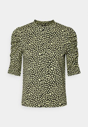 LOREEN - Print T-shirt - light yellow